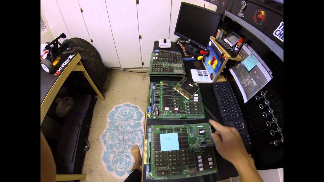 Street Fighter 2 Champion Amp World Warrior Jamma Pcb Arcade