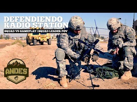 """Defensa Radio Station"" Match Highlights (Chora)   SQUAD A9 Gameplay Español   [ANDES] Giongiorris"