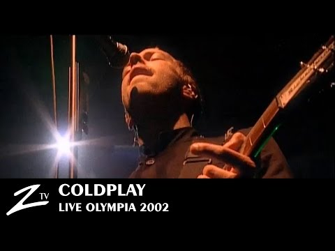 Coldplay - Olympia 2002 - LIVE HD