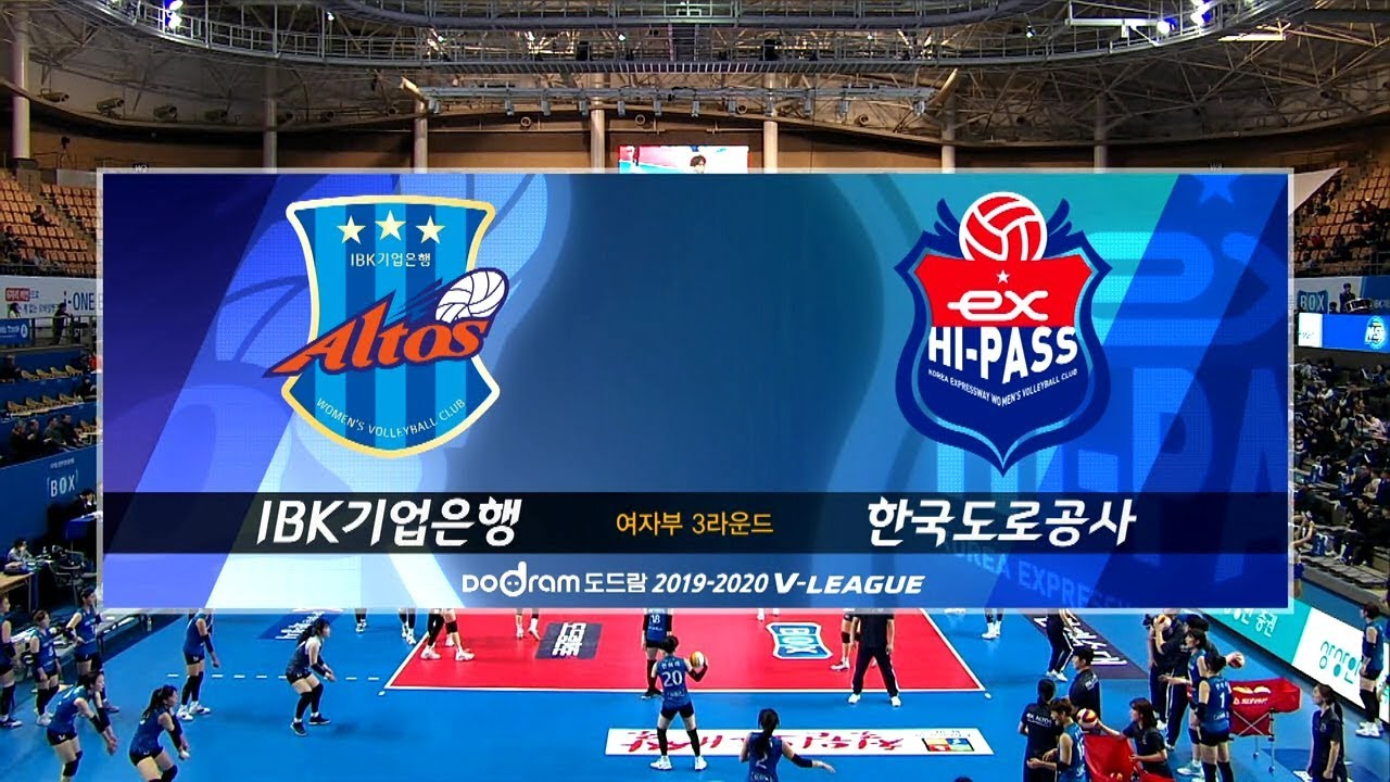 South Korea Women S V League 2019 2020 Page 15 Worldwide Volleyball Inside Volleycountry