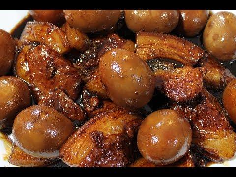 nqaij qab zib qab heev, how to make  hmong sweet pork 02 19 2018 thumbnail