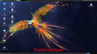 Tensorflow Tutorial Parrot Security Os — Totoku