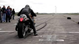 Repeat youtube video Hayabusa turbo 500km 1/4 mili Śniatowo 2011