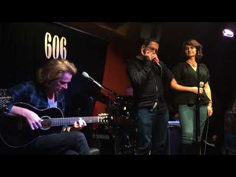 Dominic Miller - Shape Of My Heart at 606