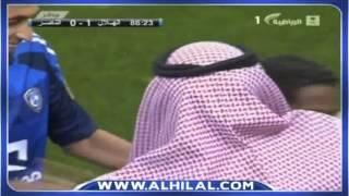 SPL Al-Hilal 1 - 0 Nasr 25/3/2012 (Nawaf) 2017 Video