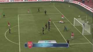 FIFA 13 - Invisible Ball Glitch
