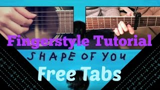 Fingerstyle Guitar Lesson - Shape o...