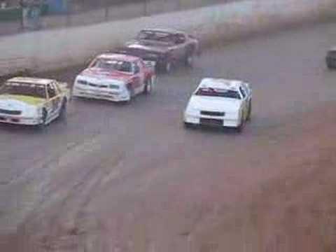 Bluegrass Speedway,Street Stock Dash,,5/28/07