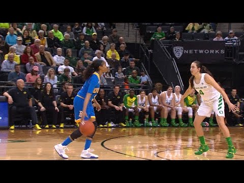 UCLA Women's Basketball vs. Oregon Post game Recap