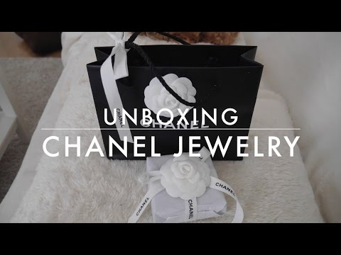 UNBOXING:CHANEL JEWELRY + THANK YOU MESSAGE♥