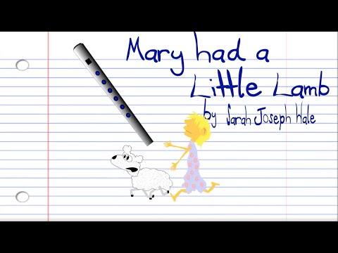 Вопрос: Как сыграть песню Mary Had a Little Lamb на блокфлейте?