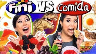 FINI vs COMIDA - Desafio | Blog das irmãs
