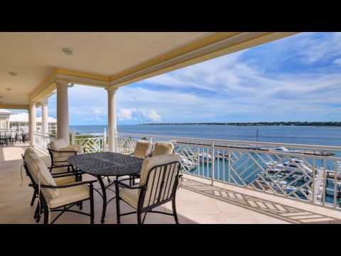 SOLD! Luxury Penthouse Ocean Club Residences & Marina, Paradise Island | Bahamas Real Estate