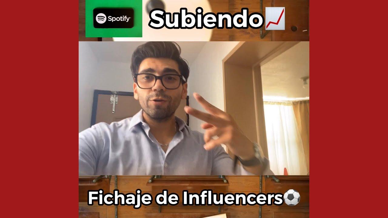 Fichaje de influencers como en el futbol