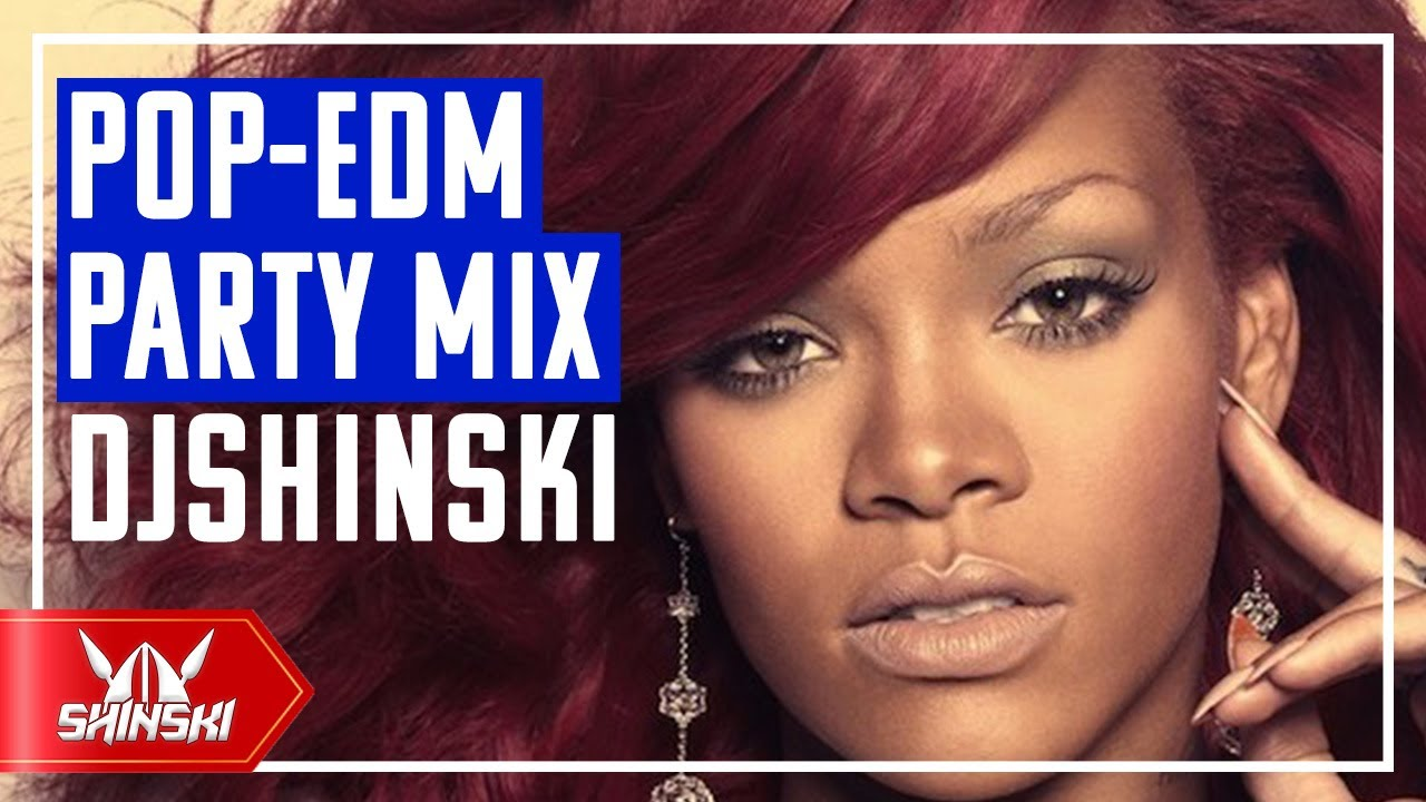 Download Best of POP, EDM Party Workout Mix Dj Shinski [Rihanna, Chris Brown, Pitbull, Calvin Harris, Avicii]