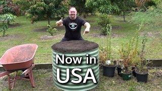 Birdies Steel Raised Garden Beds Now in USA