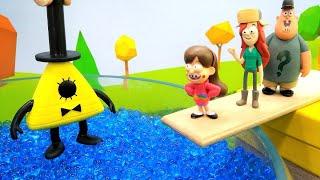 Spielzeugvideo von Gravity Falls - Bill hat ein Elixier - Video für Kinder
