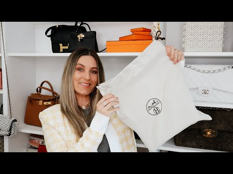 HERMES SPECIAL ORDER BAG REVEAL!! HOW TO GET A SPECIAL ORDER/ALC HERMES BAG | LUXURY FASHION HAUL