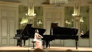 Tan Jingfang Luciano Berio 6 Encores pour Piano