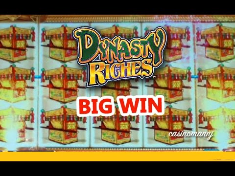 Dynasty Riches Slot Machine