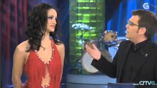 Download Video Adrian Esperon y Patricia Martinez - Bamboleo TVG - Chachacha MP3 3GP MP4