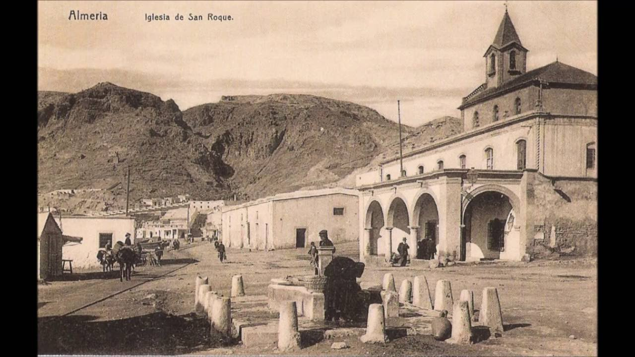 ALMERIA ANTIGUA - YouTube