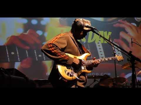 Living Colour Sound Check (St.Petersburg, Fla.) 10/29/17