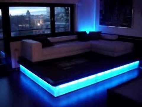 bett ausfahren youtube. Black Bedroom Furniture Sets. Home Design Ideas