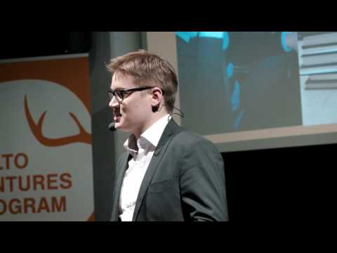 Hans-Peter Siefen - How to make an event like Nordic Business Forum?