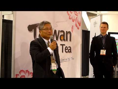 Taiwan Tea Song by Mr. Shu