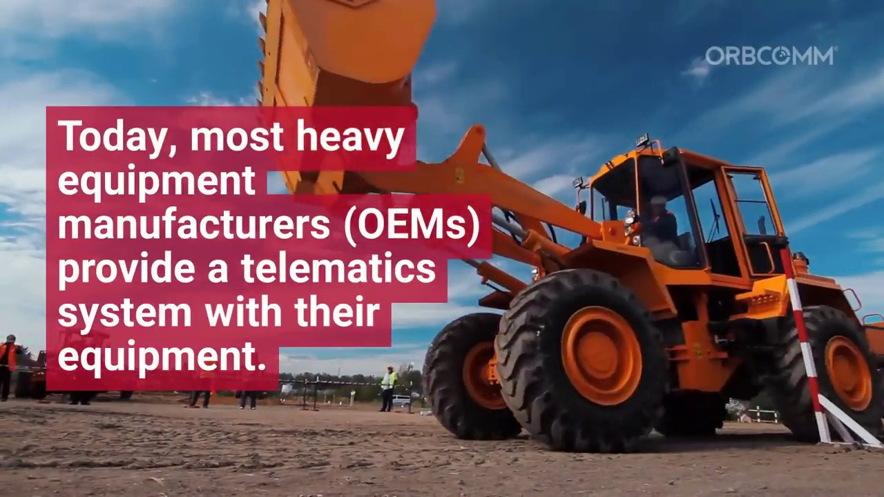 Mixed Fleet Telematics – The Foundation of Heavy Equipment Fleet Performance