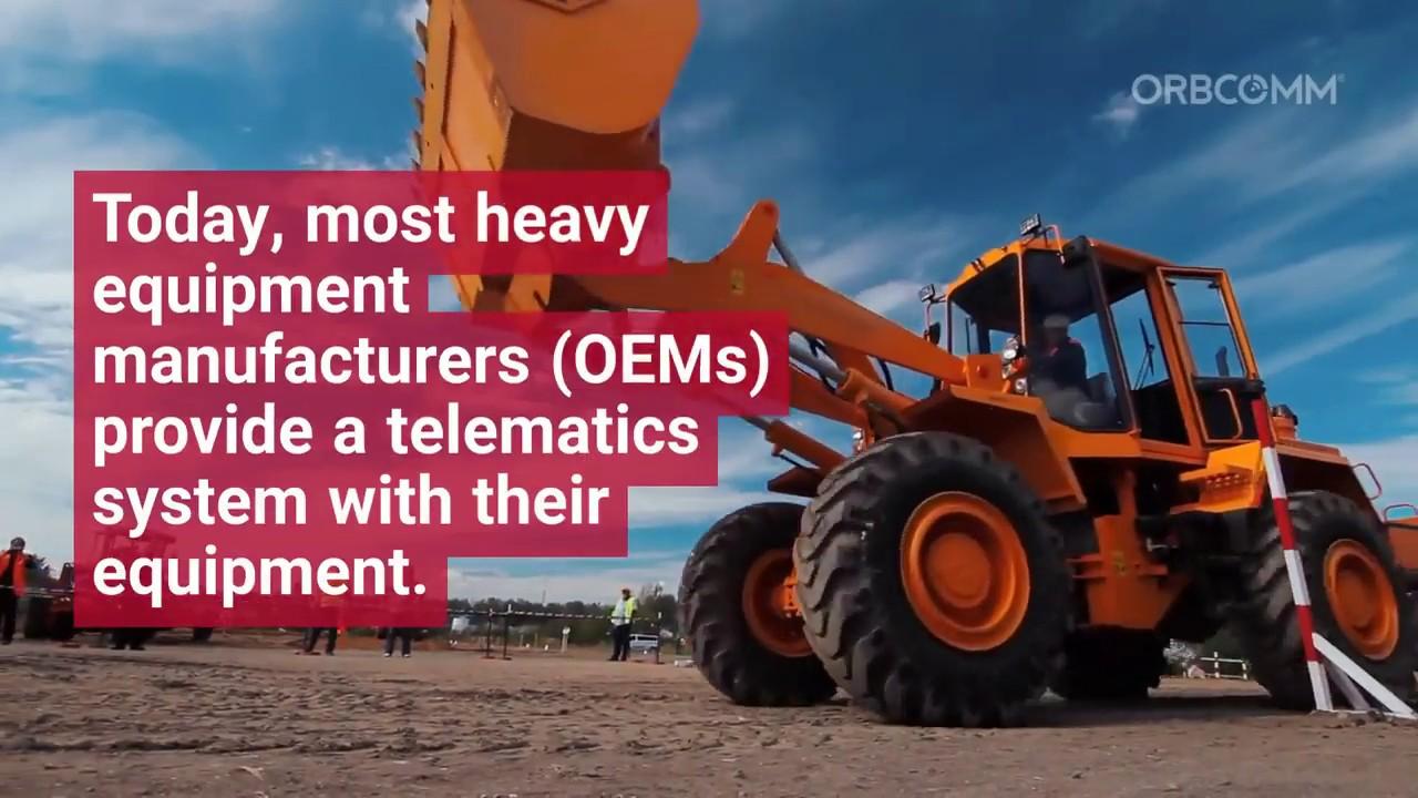 Mixed Fleet Telematics – The Foundation of Heavy Equipment Fleet Performance