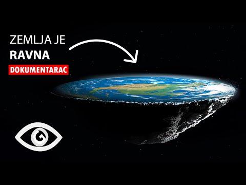 Da Li Je Zemlja Ravna Ploca?