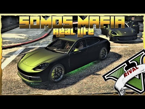 GTA V ReaL Life Role Play | MUERTE & CORRUPCION