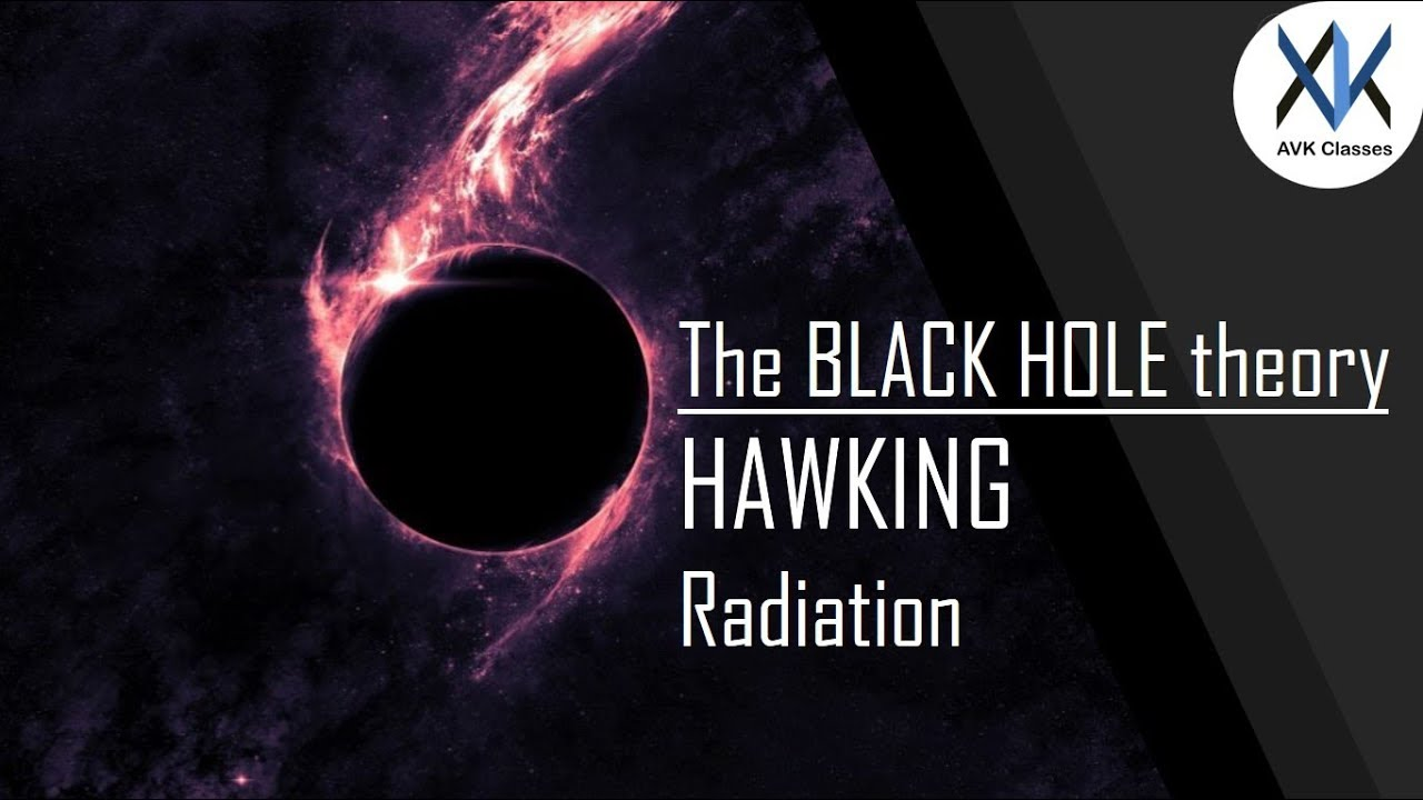 black holes hawking radiation - photo #3