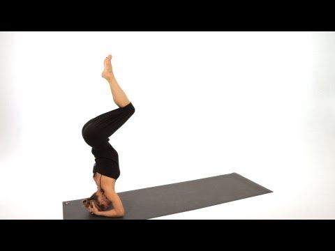 How to Do a Headstand (Sirsasana)   Yoga