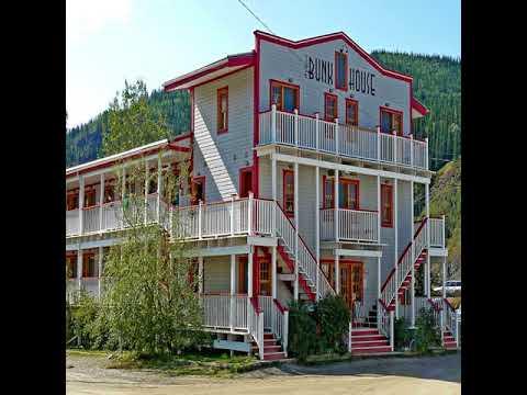 The Bunkhouse - Dawson City (Yukon) - Canada