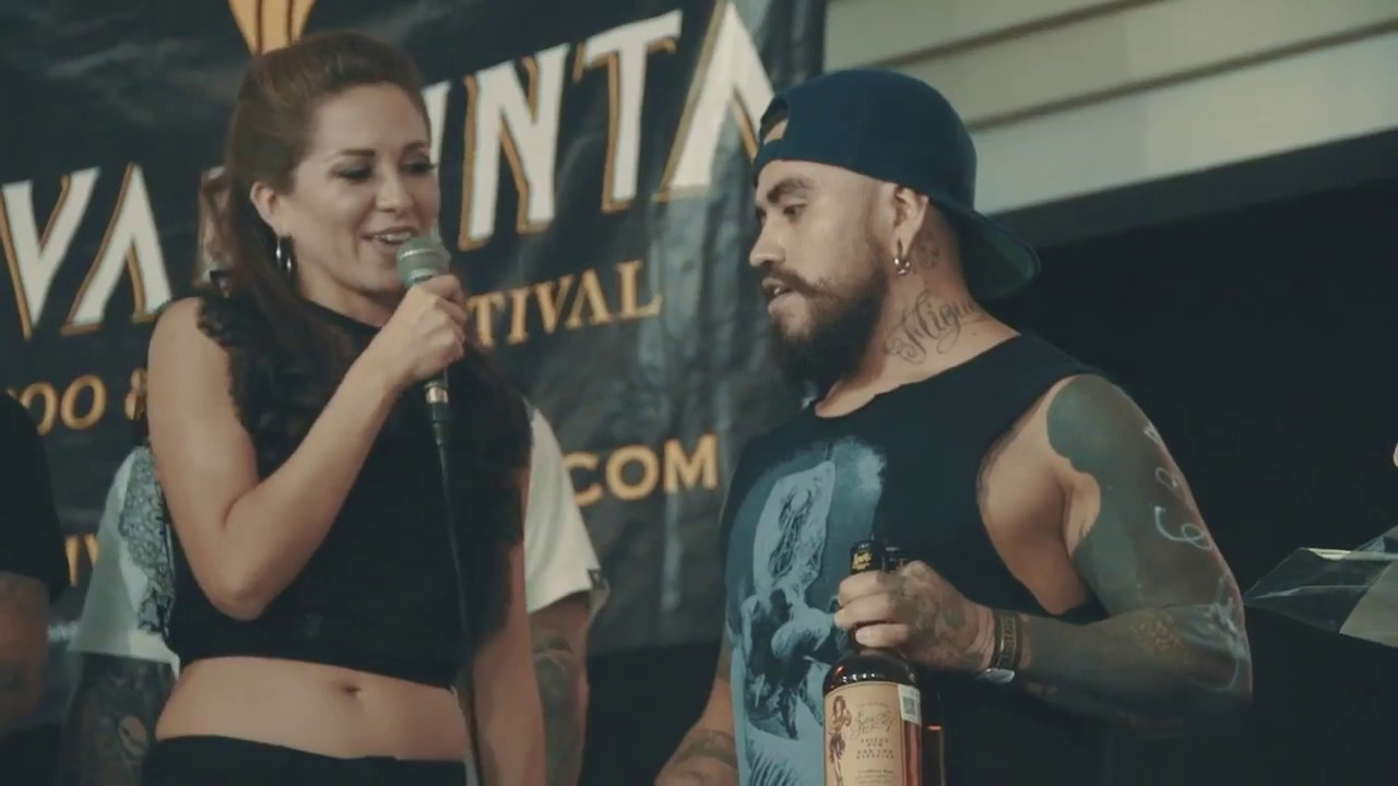 Viva La Tinta 2017 Mexico Video Oficial Del Show Youtube