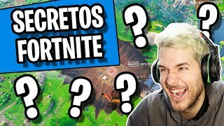 FORTNITE SEASON SECRETS 4!!!