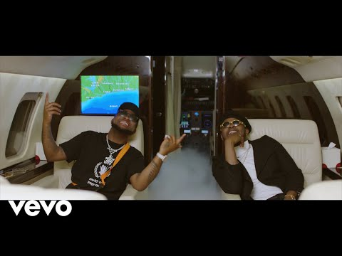 Kizz Daniel & Davido - One Ticket (Official Video)