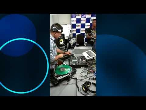 DJ Roberto Paiva  Participação Na Amazonas FM  Balada 101
