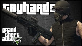 The Tryhard | The saddest thing in GTA 5 Online | Sonny Evans