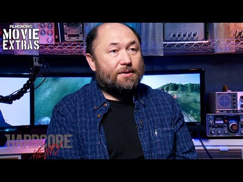 Hardcore Henry| On-Set with Producer Timur Bekmambetov [Interview]