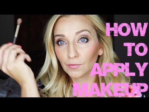 How To Apply Makeup Step By Step Beginner Makeup Tutorial