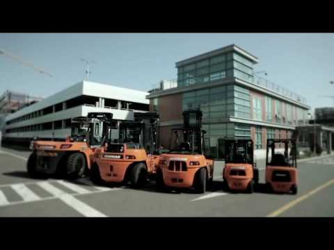 DOOSAN-The Great Comany And Great Forklifts