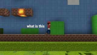 Super Mario In MCPE!