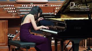 Kate Liu plays Brahms: Four Ballades Op. 10