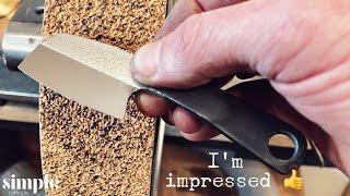 Cork belts for your belt grinder - worth buying?