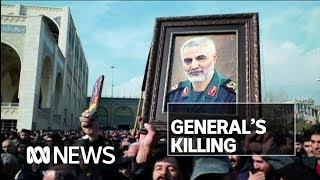 Iran's leaders say US can expect harsh retaliation after air strike | ABC News