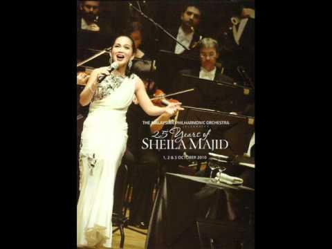 Sheila Majid-Ku Mohon 2011